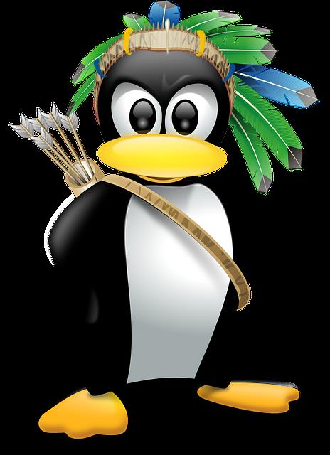 いばりペンギン